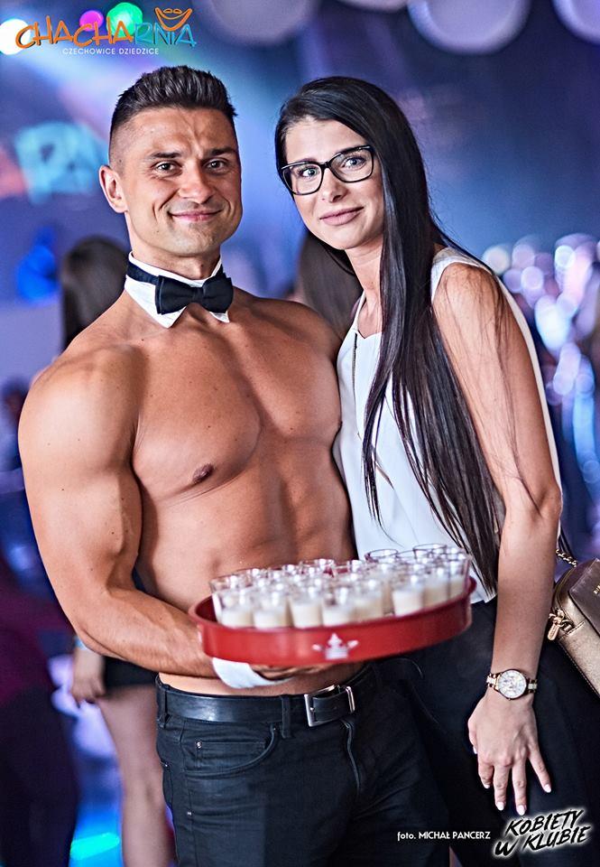 Barman na wieczór panieński