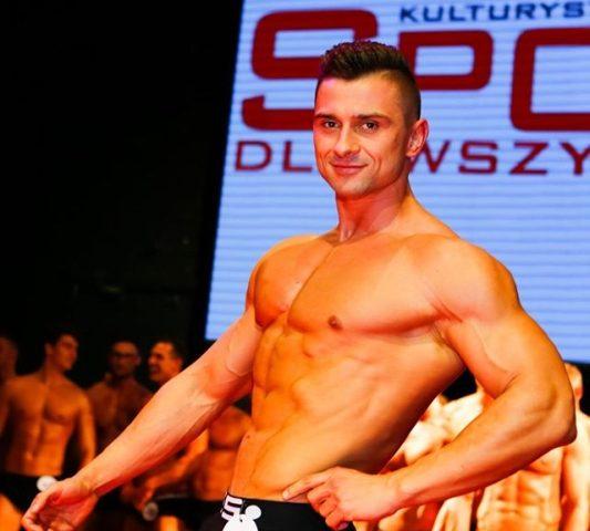 striptizer Łódź